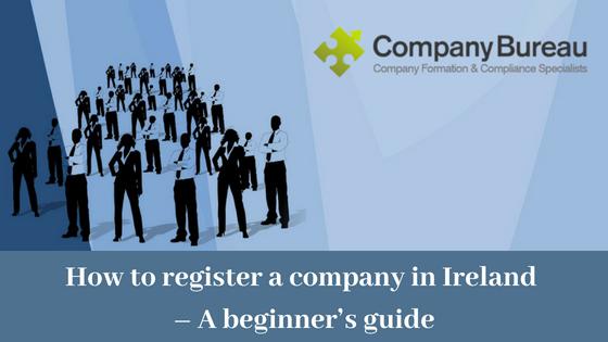 egister a company in Ireland