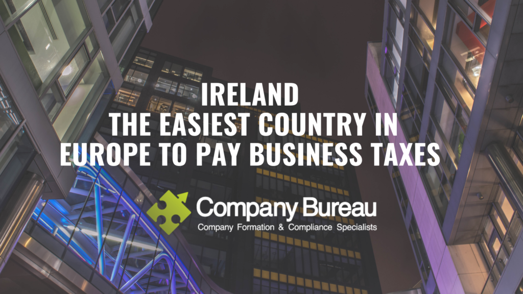 Business Tax In Ireland