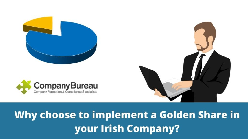 Golden Share- Share Structure