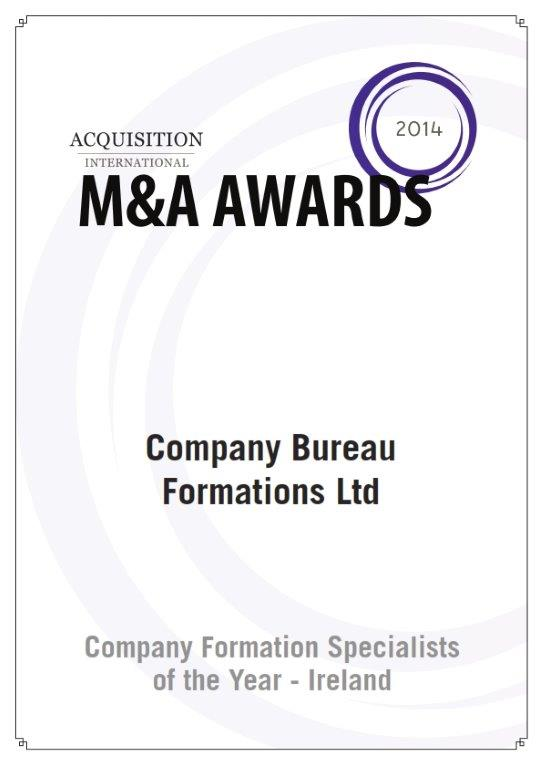Company Formation Specialists of the Year - Ireland_001