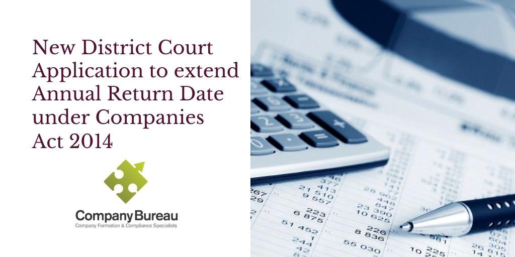 extend annual return date