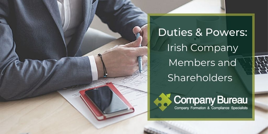 Company Members and Shareholders