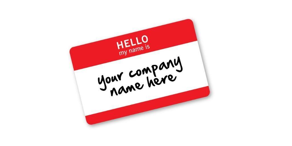 Irish Company name