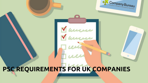 Person of Significant Control | Requirement for UK Limited Company