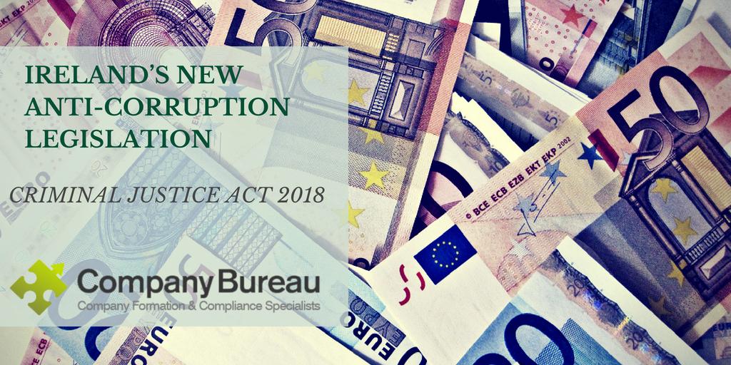 Ireland's Anti-Corruption Legislation
