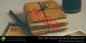 trade secrets directive