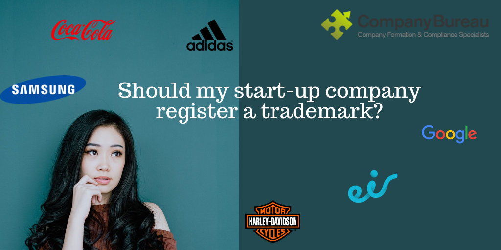 Should my start-up company register a trademark?