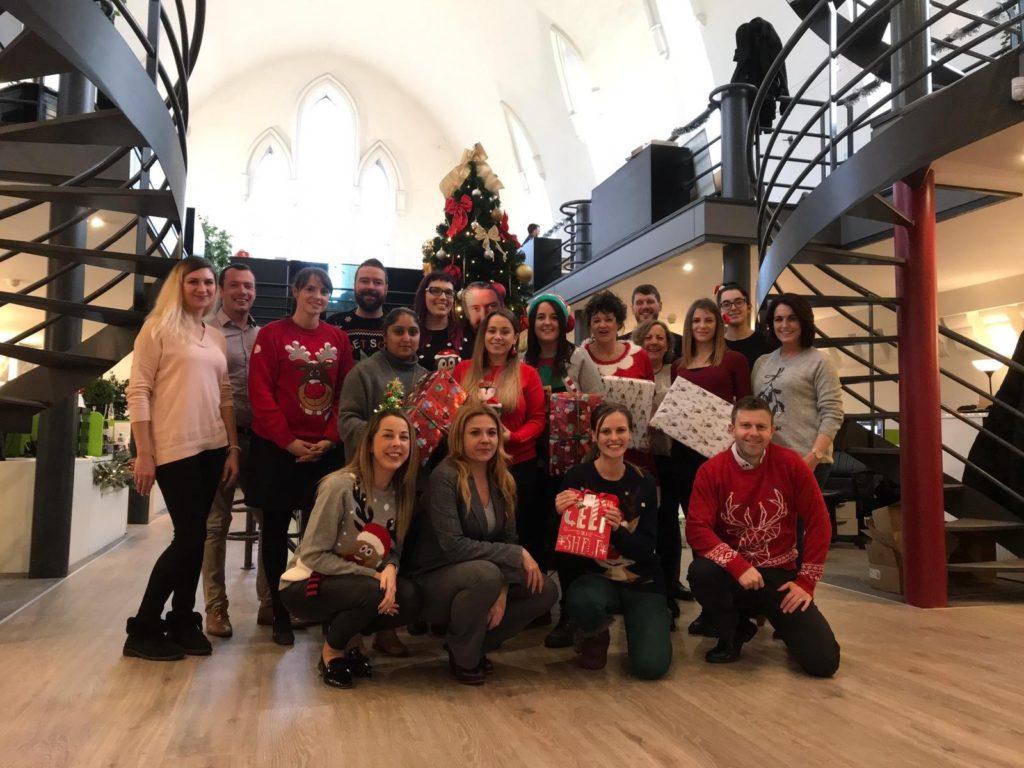 Merry Christmas from Company Bureau 2018
