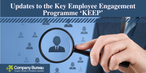Updates to the Key Employee Engagement Programme 'KEEP'