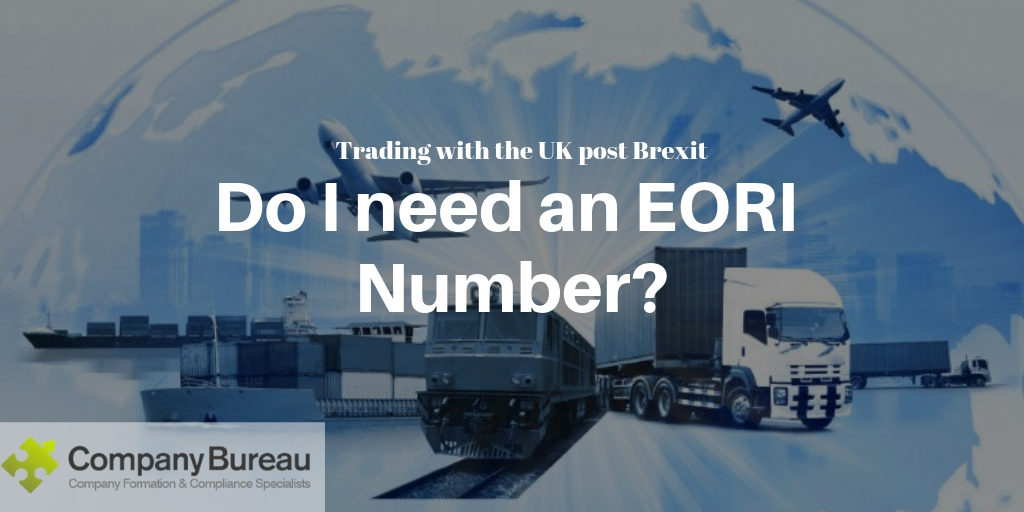 EU trading number