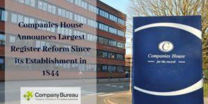 Companies House Overhaul