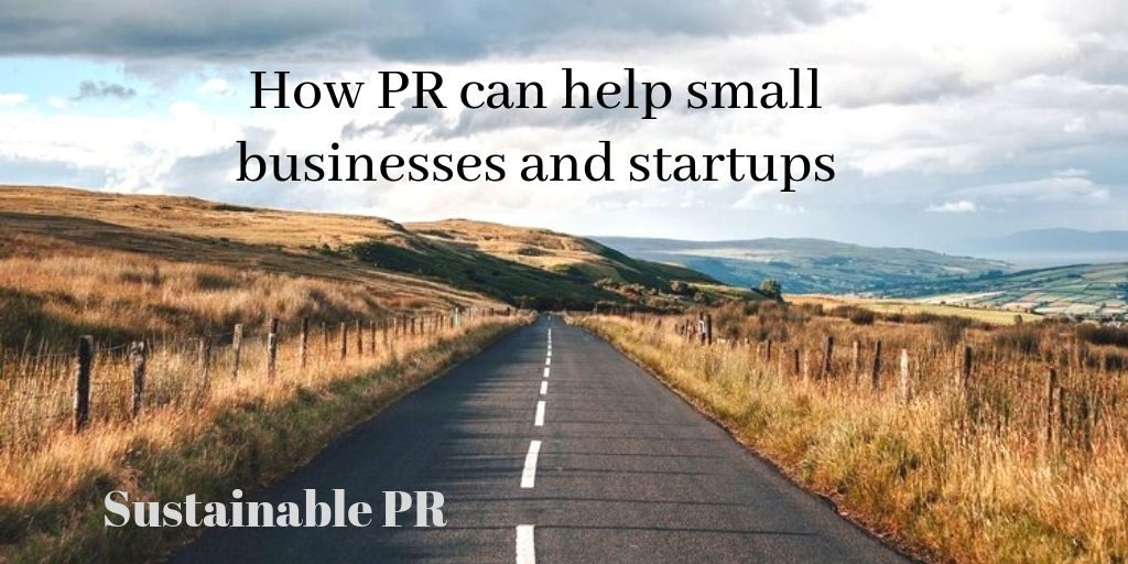 PR for Small Businesses