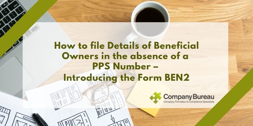 RBO Online Portal Using a Form BEN2 or PPS Number