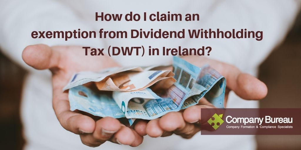 DWT exempt in Ireland