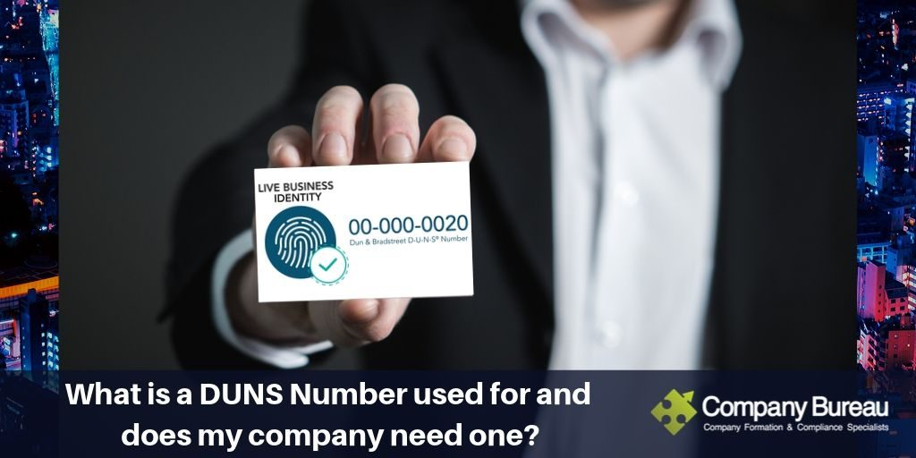 What is a DUNS Number used for and does my company need one?