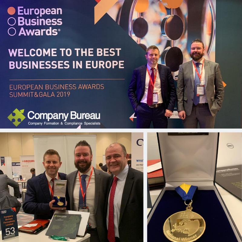 EBA Awards 2019