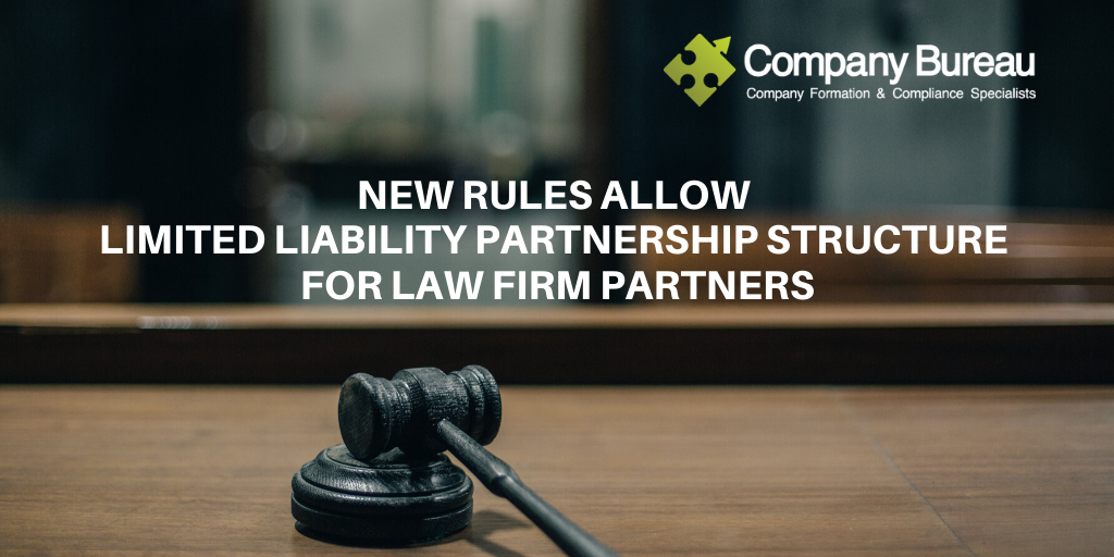 Law Firm Partners Benefit From New Limited Liability Partnership Option