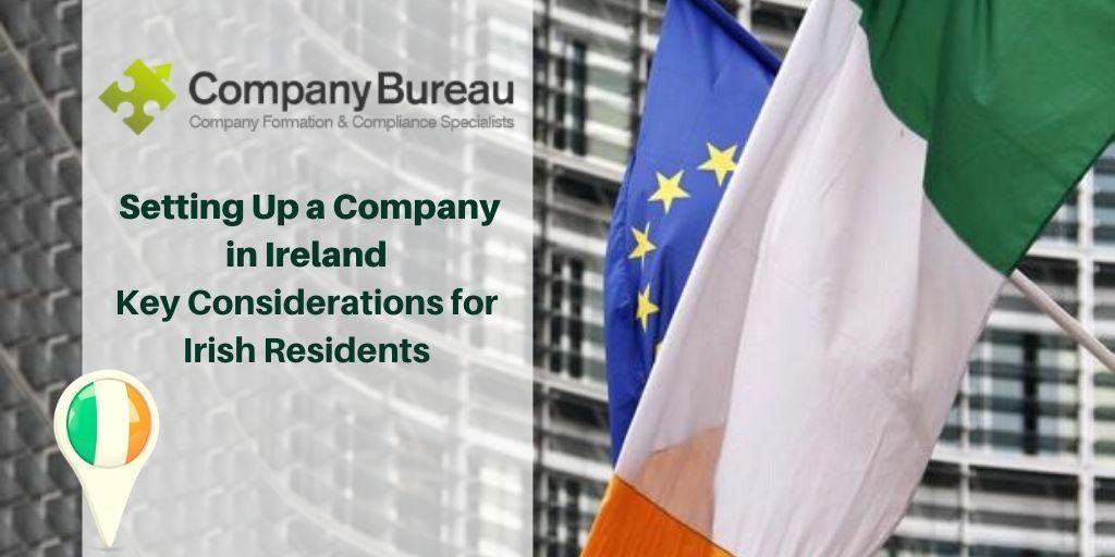 Irish Company for Resident Directors