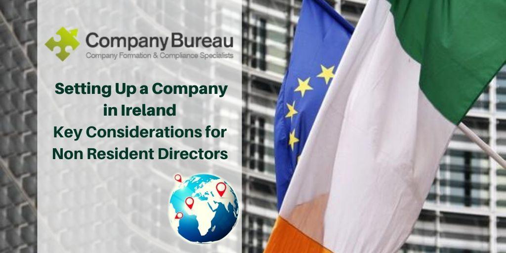 Irish company for Non resident director