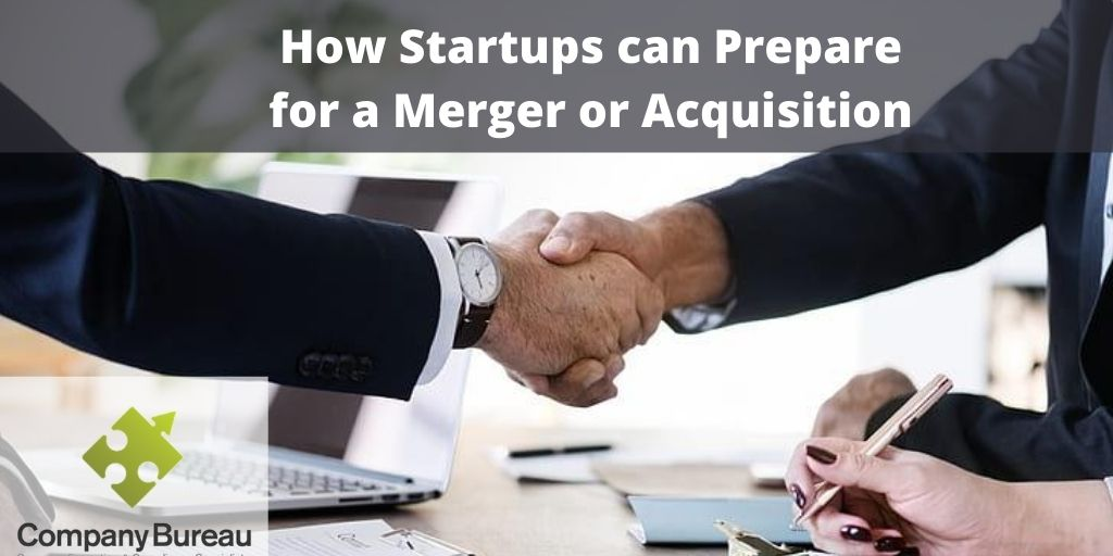 prepare for a Merger or Acquisition