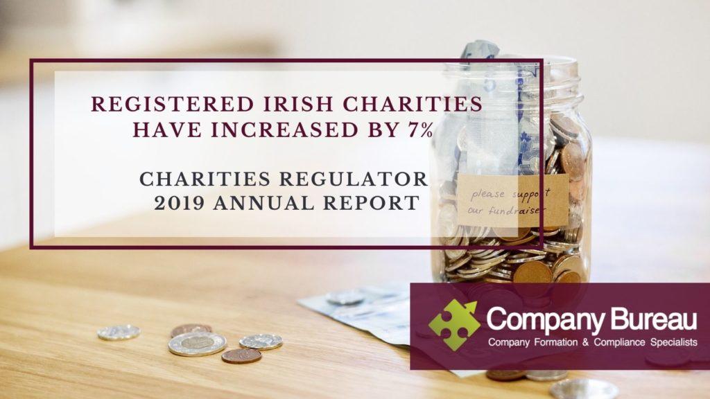 Registered Charites in Ireland