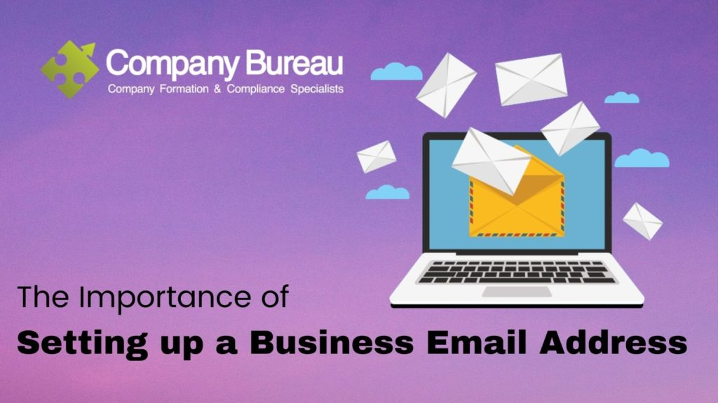 Create Business Email Account