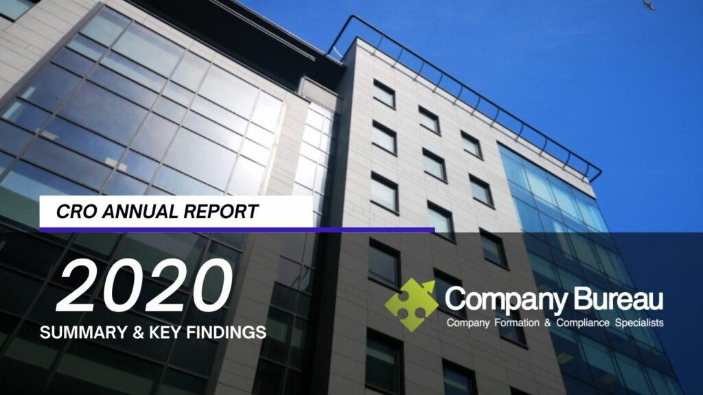 CRO Annual Report 2020 Key Findings