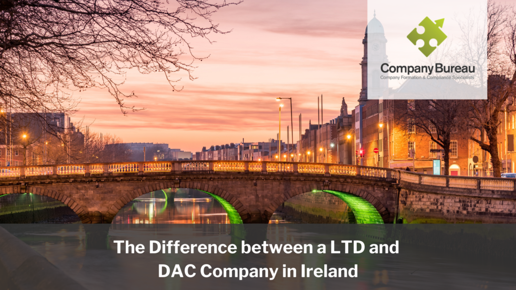 designated activity company Ireland